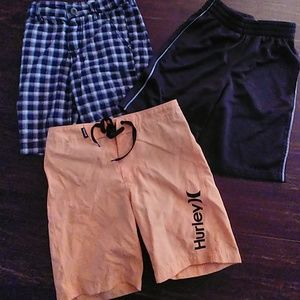 Boys short bundle size 6/7